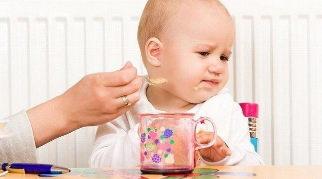 Đập tan chứng biếng ăn ở trẻ