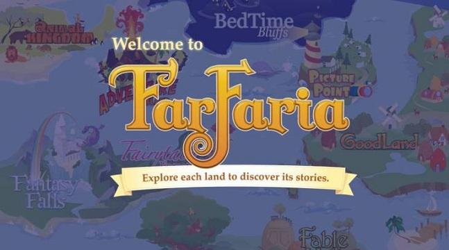 Học tiếng Anh qua truyện cùng ứng dụng Farfaria