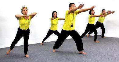 Khí công Himalaya: Bài tập Thải độc tố cơ thể chuyên sâu