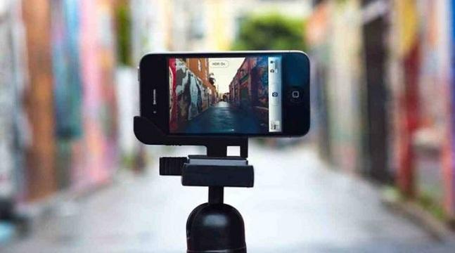 Sản xuất video bán hàng với smartphone