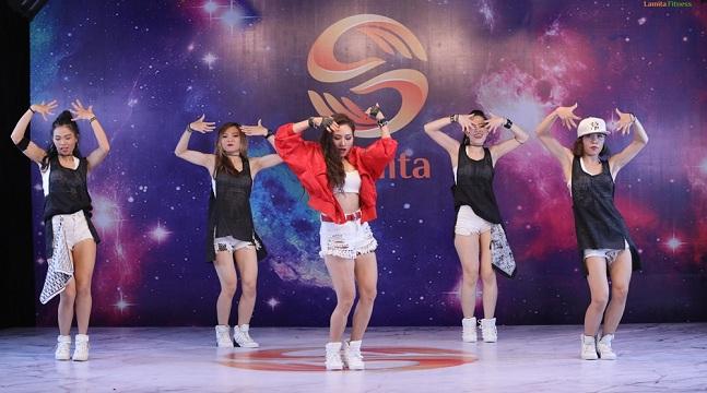 Trọn gói 5 giáo trình nhảy giảm cân siêu ưu đãi - From Lamita With Love