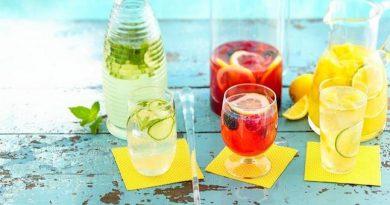 21 món trà trái cây siêu thơm ngon thon dáng, đẹp da