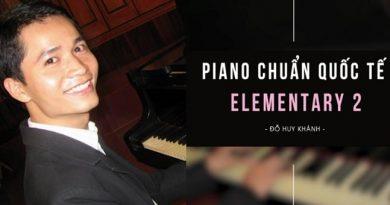 Piano chuẩn Quốc tế Elementary 2