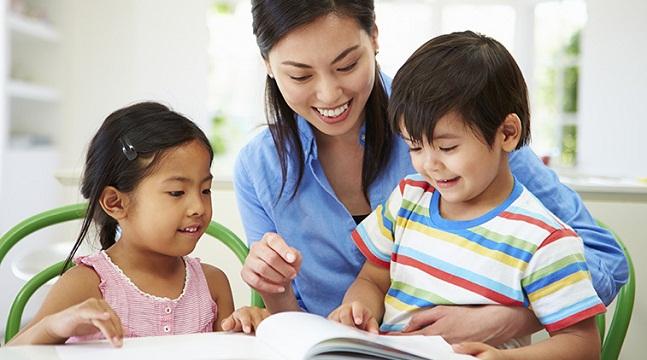 Giáo dục sớm 3-6 tuổi: Để con phát triển ngôn ngữ vượt trội