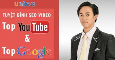 Tuyệt đỉnh SEO Video Top Youtube và Top Google
