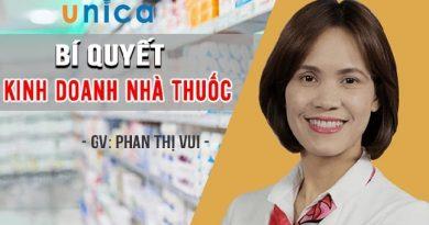 Bí quyết kinh doanh nhà thuốc