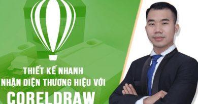 Thiết kế nhanh nhận diện thương hiệu với CorelDraw