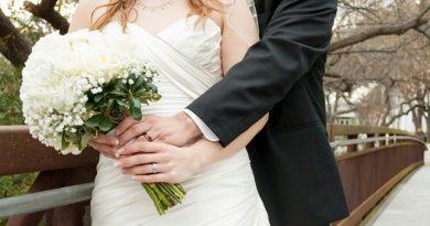 Bó hoa cưới cơ bản phong cách Châu Âu
