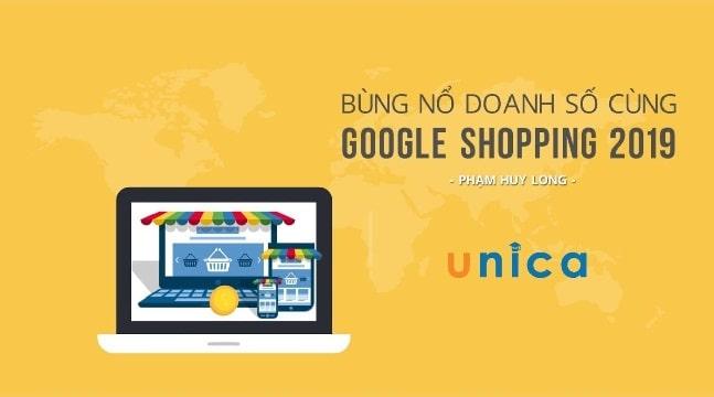 Bùng nổ doanh số cùng Google Shopping 2019