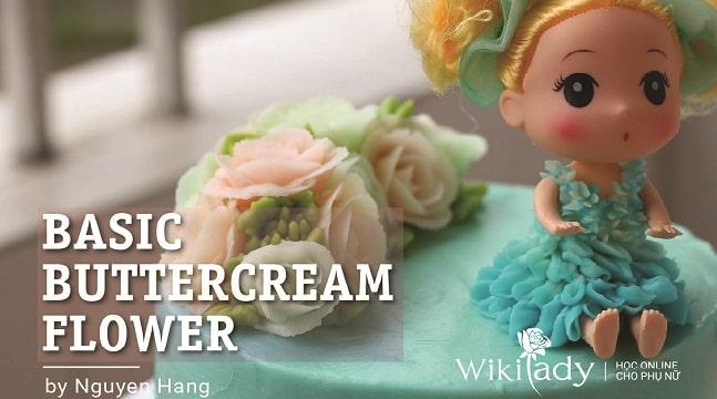 Ebook – Tìm hiểu về hoa kem bơ cơ bản cho người mới bắt đầu