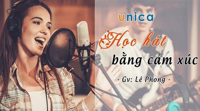 Học hát bằng cảm xúc
