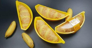 Khóa học Bánh chuối Thượng Hải – Ngon từ vỏ, chất từ nhân