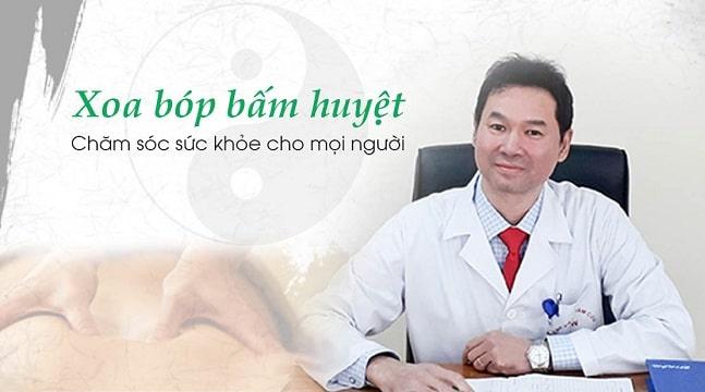 Xoa bóp bấm huyệt chăm sóc sức khỏe cho mọi người