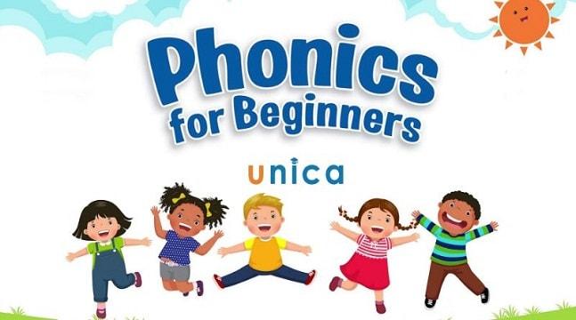 Phonics for Beginners - Đánh vần tiếng Anh cho người mới bắt đầu thật dễ