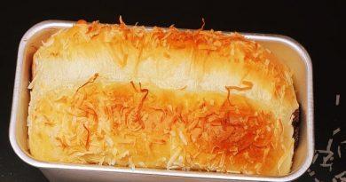 """Cách làm bánh mì dừa nho thơm nức, ngon """"quên lối về"""""""