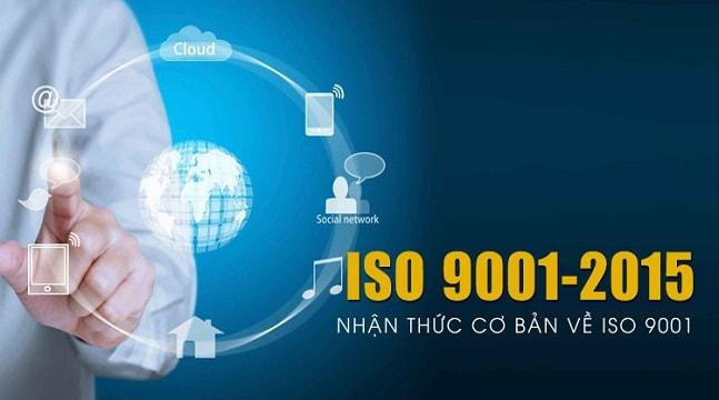 Xây dựng hệ thống quản lý chất lượng chuẩn ISO 9001-2015