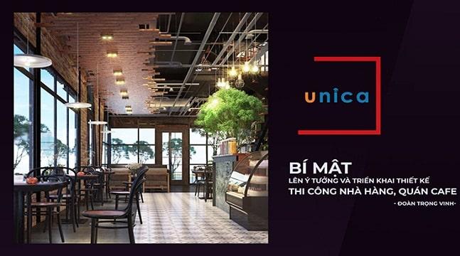 Bí mật lên ý tưởng và triển khai thiết kế thi công nhà hàng, quán café