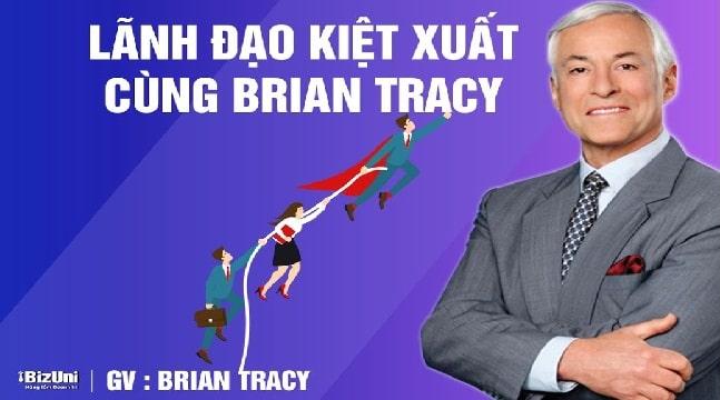 Lãnh đạo kiệt xuất - Brian Tracy