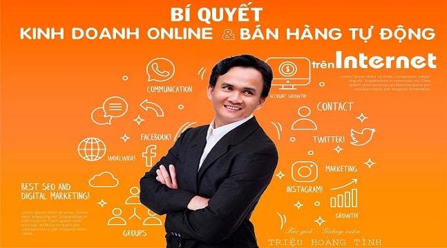 Bí quyết kinh doanh Online và Bán hàng tự động trên Internet