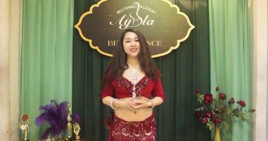Bellydance vóc dáng quyến rũ cùng Nhung Vũ