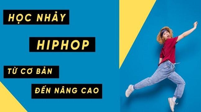 Học Nhảy hiện đại cho trẻ em-Hip Hop dance cơ bản đến nâng cao