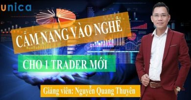 Cẩm nang vào nghề cho một Trader mới